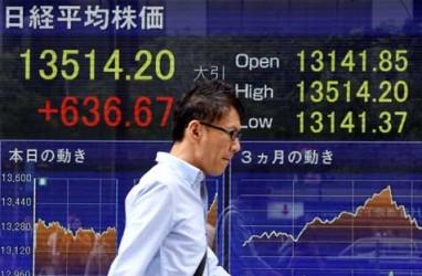 Bursa Jepang Menguat, Ini Ulasannya