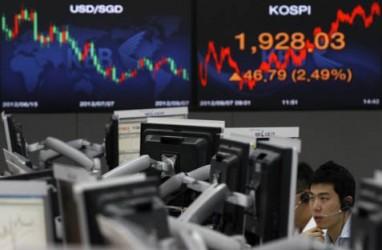 Indeks Kospi Dibuka Menguat 0,06% ke 1.924,45