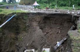 Erupsi Gunung Kelud, Dentuman Terdengar Hingga Sukoharjo Jawa Tengah