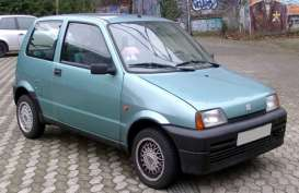 Garansindo Perkenalkan Fiat Cinquecento Lewat Vendor Ponsel