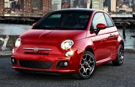 Fiat 500 Tipe Sport Mengaspal April 2014