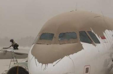 Mengapa Abu Gunung Berapi Bahayakan Penerbangan?