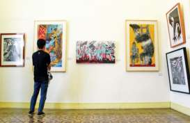 Kunjungi Museum Nasional, Nikmati Pameran Sketsa Pensil Seniman Muda