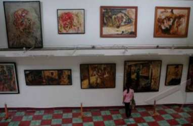 Faber-Castell Gelar Pameran Gambar Ekspresi Indonesiaku