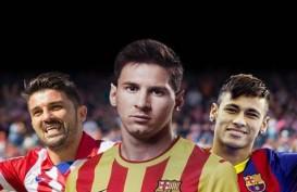 Ini Hasil Lengkap Pertandingan & Klasemen La Liga (16/2/2014)
