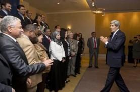 Menlu AS John F. Kerry Datangi Marty, Apa yang Dibahas?