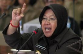 Wali Kota Surabaya Risma Tegang Saat Ditanya Pengundurandirinya