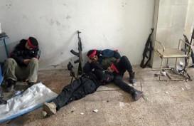 Tentara Dan Pemberontak Suriah Gencatan Senjata