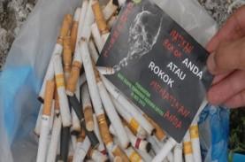Glaxo Minta Regulasi Ketat Soal Produk Rokok Elektronik