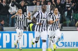 Liga Europa:  Juventus VS Trabzonspor 2-0 & Hasil Partai Lain