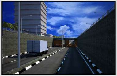 Underpass Simpang Mandai Kota Makassar Rp150 miliar Dibangun 2015
