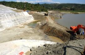 Tahun Ini, 2 Waduk Rp1,18 Triliun Dibangun di Sulawesi Selatan
