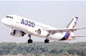 Airbus China Genjot Produksi A320 Jadi 45 Unit