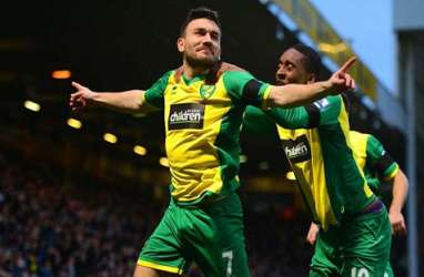 Liga Inggris: Skor & Hasil Akhir Norwich vs Tottenham 1-0