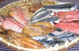 Usaha Ikan Asin Pekalongan Mulai Beroperasi Lagi