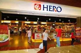 Pendapatan Hero Supermarket Tumbuh 13% tapi Laba Turun 5%