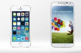 Samsung Galaxy S5, iPhone 5S, dan LG G Pro 2, Pilih…
