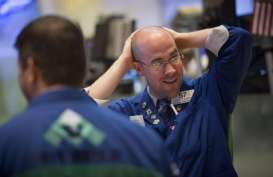 Indeks S&P 500 Turun 0,1%, Dow Jones Melemah 0,2%