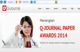 Pacu Publikasi Ilmiah, Telkom Gelar Q-Journal Paper Award