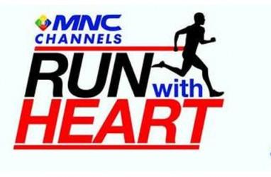 Run With Heart, Membuktikan Cinta Lewat Lomba Lari