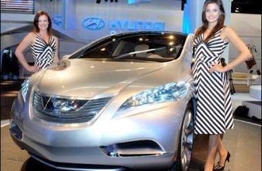 Hyundai Patok Pertumbuhan Penjualan  3,8%