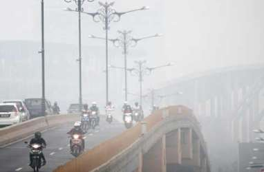 Kekeringan dan Kabut Asap Riau Ancam Harga Pangan di Malaysia