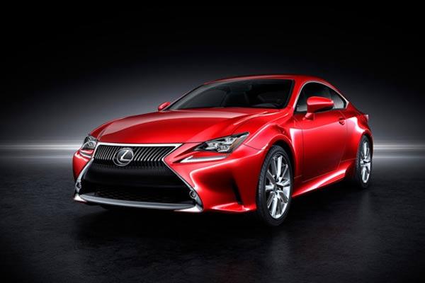 Lexus RC  - ausmotive.com