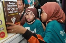 Begini Cara Lembaga Kemanusiaan PKPU Tumbuhkan Minat Baca Anak