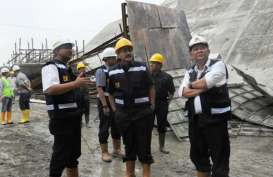 PU Bangun Dam Bendung Pice Baru di Belitung Timur Rp135 miliar