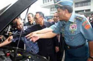 4.600 Konverter Kit Siap Dipasang Pada Kendaraan Umum