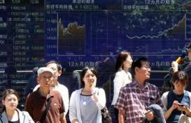 Pasar Saham Negara Berkembang Terguncang