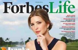 Jumlah Perempuan Terkaya Versi Forbes Naik 25% Tahun Ini