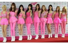 KOREAN CELEBRITY 40: Girls Generations (SNSD) Duduki Peringkat Teratas