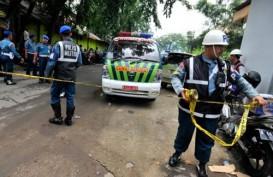 Gudang Amunisi Meledak, Polisi Juga Jadi Korban