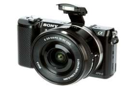 Sony A5000, Kamera Teringan dan Asyik untuk Selfie