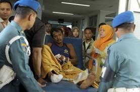 Gudang Amunisi Meledak: Masih Ada Kepulan Asap di…