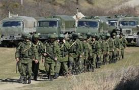Krisis Ukraina: Crimea Mencekam, Militer Rusia dan Ukraina Saling Tunggu