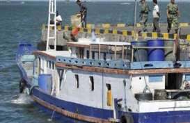 KKP Tangkap Tangan Kapal Vietnam Penjarah Ikan Indonesia