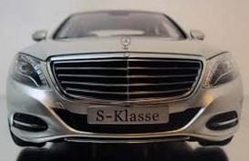 Februari, Ekspor Mercedes Benz Meningkat