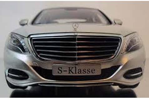Mercedes S-Klasse banyak diminati konsumen - Reuters