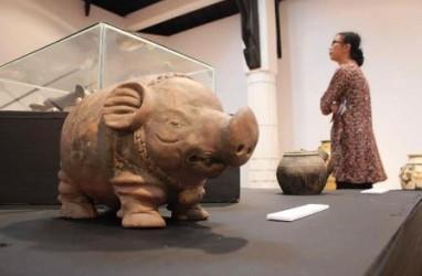Nikmati Artefak Suku Asmat dan Keramik di Bentara Budaya