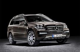 MOBIL MEWAH: Mercedes Benz GL500 Bertabur Fitur Canggih