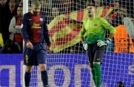 Hasil Liga Spanyol, Barcelona Dipermalukan Real Valladolid 0-1