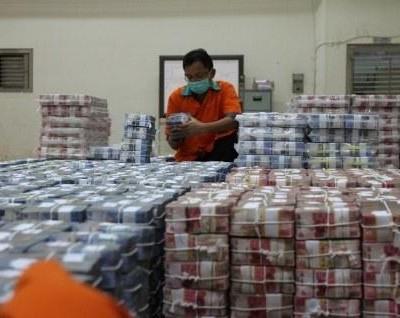 Yuk, Intip Proses Pencetakan Uang Rupiah Baru di Peruri