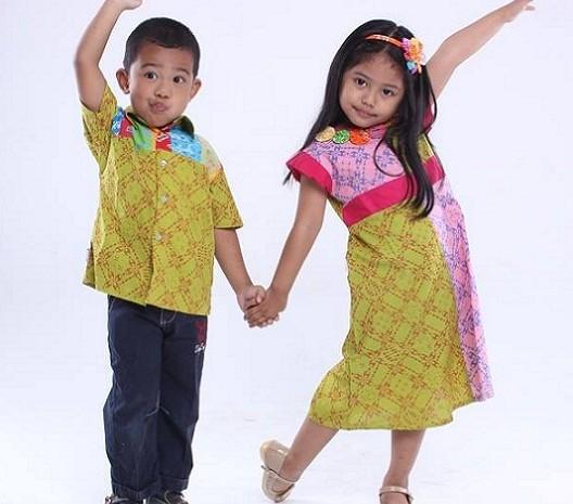Permintaan Tinggi, Bisnis Baju Batik Anak Kian Prospektif ...