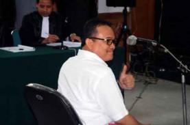 Pengadilan Tipikor Gelar Sidang Vonis Mantan Gubri…