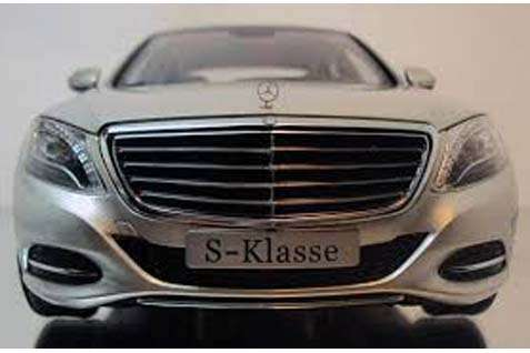 Sedan Mercedes Benz S-Klasse - Reuters