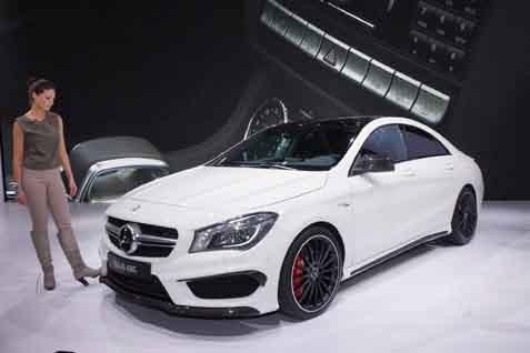 Mercedes-Benz - Bisnis