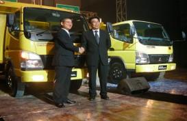 Persaingan Makin Ketat, Mitsubishi Bidik Penjualan 61.000 Truk