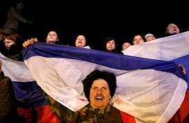 Referendum Crimea: Kremlin Ancam Jadikan AS Debu Radioaktif